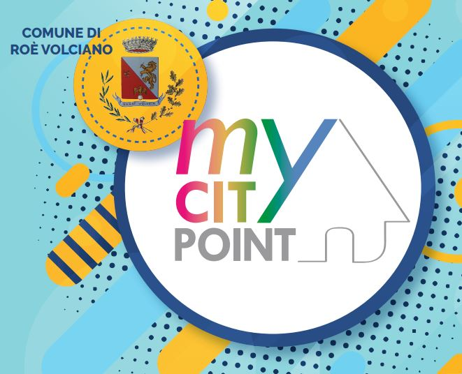 IL MY CITY POINT TORNA A ROE\' VOLCIANO